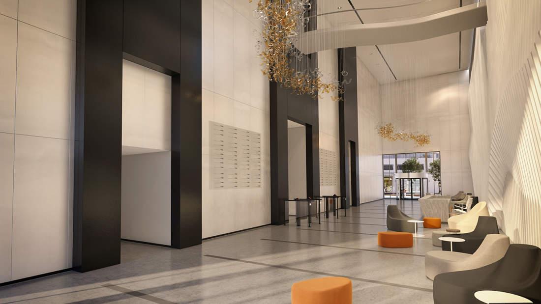 משרד במחיר חסר תקדים למגדל משרדים חדש ויוקרתי.