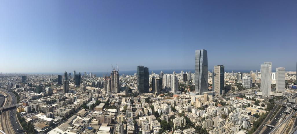 8750 מ״ר עם גג 1000 מטר בבניין חדש במחלף השלום.