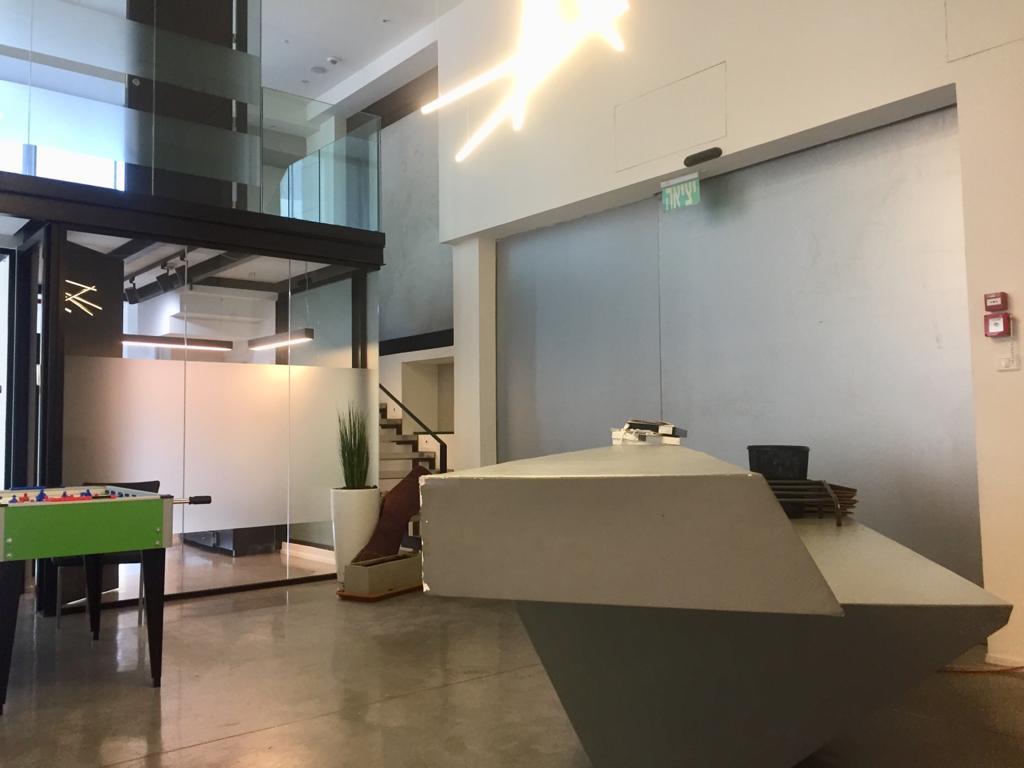 משרד מיוחד בקרבת שרונה והשלום