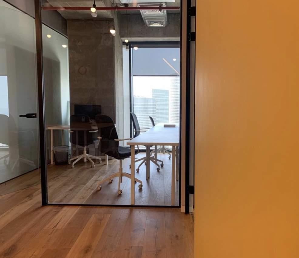 משרד הייטק במגדל אטרקטיבי ונחשב במחלף השלום