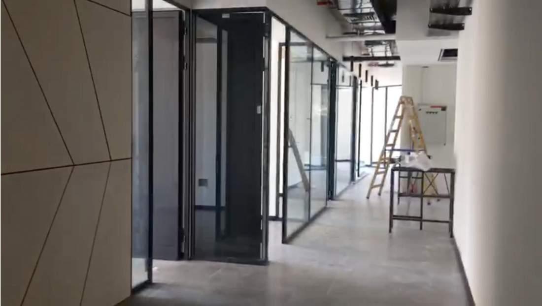 משרד משופץ חדש במגדל משרדים חדש ונחשב במחלף השלום!