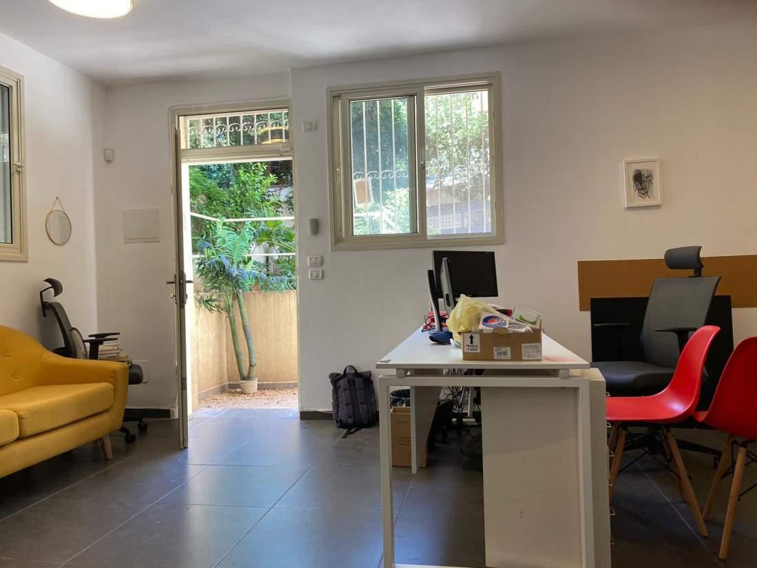 משרד דירה במרכז תל אביב ליד דיזינגוף והים