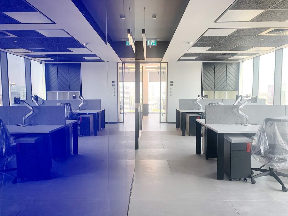 משרד חדש ברמה גבוהה במגדל משרדים במחלף השלום