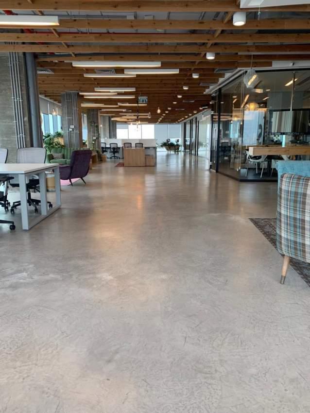 משרד מדהים ברוטשילד בבניין הכי שווה