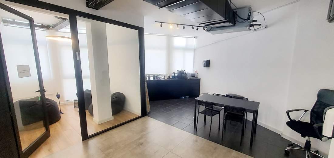 משרד חמוד בחשמונאים ת״א 130 מ״ר